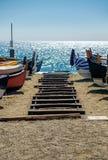 海边风景 库存图片
