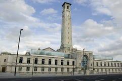 海运博物馆,南安普敦,汉普郡 库存图片