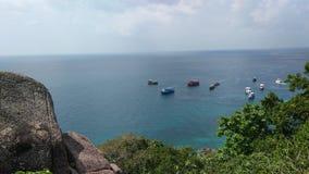 海运泰国 库存照片