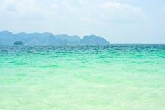 海运泰国 免版税库存图片