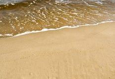 海运海浪 库存照片
