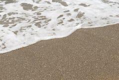 海运海浪 免版税图库摄影