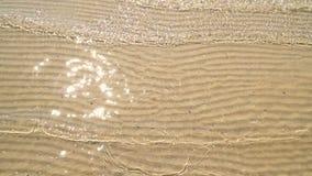 海运的软的通知沙滩的 夏天纹理背景 影视素材