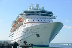 海运的雄伟在Key West 库存照片