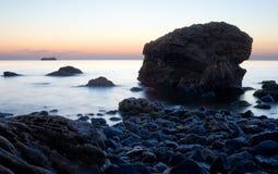 海运石头 图库摄影