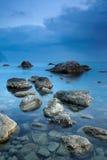 海运石头 库存图片