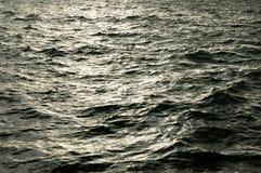 海运纹理水波 免版税库存照片