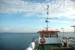 海运行程 免版税库存照片