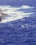 海运视图 库存照片