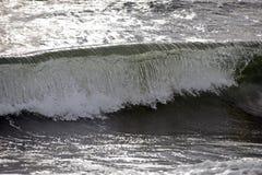海运风雨如磐的通知 图库摄影