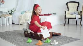 海远航的愉快的女孩梦想 股票录像