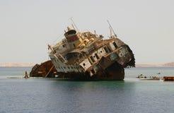 海难 图库摄影