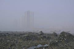 海雾 图库摄影