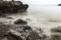 海雾 库存图片