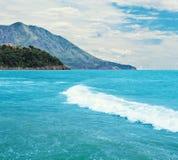 海风景 库存图片