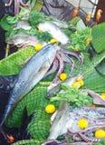 海鲜 库存图片