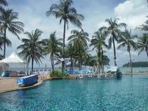 海,海洋,加勒比,安达曼,海滩,手段, 库存图片