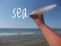 海:- & x29; :- & x29; 库存图片