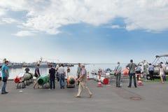海洋水下武器 库存照片