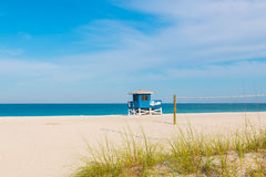 海滩佛罗里达威尼斯 库存图片