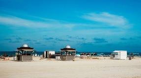 海滩佛罗里达迈阿密 库存照片