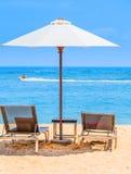 海滩假日 免版税库存照片