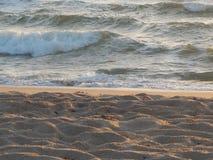 海滩-劳德代尔堡 库存照片