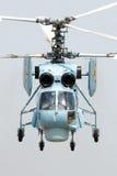 海洋直升机卡莫夫钾27PL 免版税库存图片