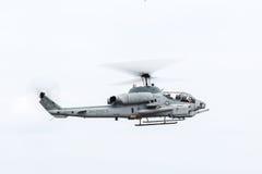 海洋直升机 免版税库存图片