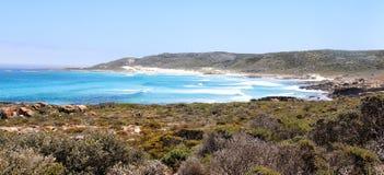 海滩南非 库存图片