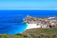 海滩南非 免版税库存照片