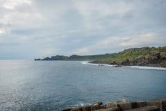 海滩台湾 库存照片