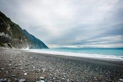 海滩台湾 免版税图库摄影