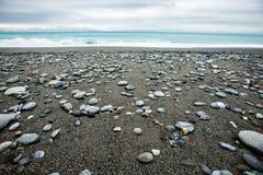 海滩台湾 免版税库存图片