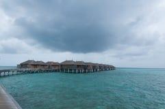 海滩和海运 图库摄影