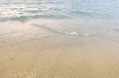 海滩和海运 库存照片