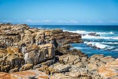 海滩在开普敦,南非 图库摄影