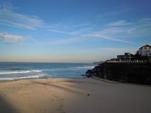 海滩在悉尼 免版税图库摄影