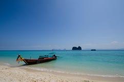 海水浴场日其它星期日泰国 库存照片