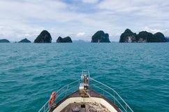 海水浴场日其它星期日泰国 免版税库存照片