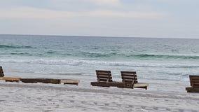 海滩城市佛罗里达巴拿马 免版税库存照片