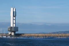海洋塔台 库存图片