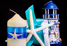 海洋婚礼 图库摄影