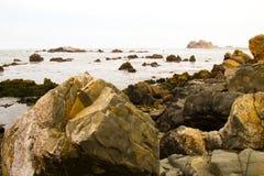 海洋岸 图库摄影
