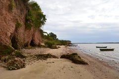 海滩弗赖本托斯 图库摄影