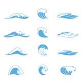 海洋或海波浪