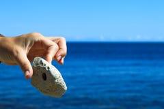 海洋护身符 免版税库存图片