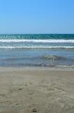 海滩摘要 库存照片