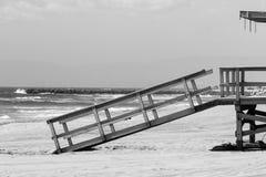 海滩曼哈顿 图库摄影