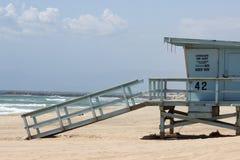 海滩曼哈顿 免版税图库摄影